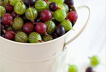 Fruits/Berries / by Karen Case