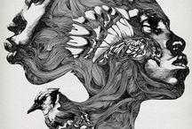 Cool Art Ideas / by Denis de Verteuil