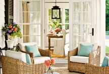 Porches/Sunrooms/Outdoor Spaces / by Faith Kariuki
