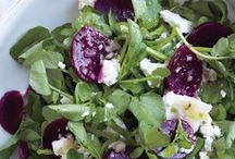 salad. / by Khanh Doan