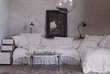 bedrooms / by Heather James