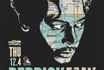 Detroit graphics + poster art / by Pure Detroit