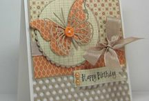 Butterfly Cards / by Maria Benitez