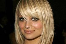 I like your hairdo  / by Mc loves Heals