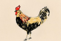 Chickens! / by Lisa S.