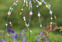 The Artful Garden / garden and yard art ideas / by Linda Lock
