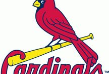 St. Louis Cardinals / by Justin Gibson