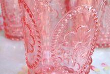 Pink is my favorite color <3 / by Tamara Gunder