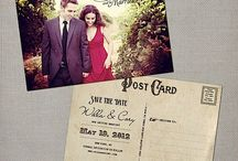 Save the Dates/Invites / by Asheley Burch