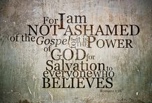 I AM - His Word / by Liz Ronning