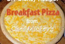 Disney recipes / by Krista Schreiber