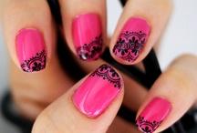pretty nails / by Melissa Perryman