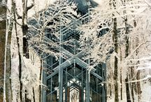 Outside of house design / by Alex Bennett