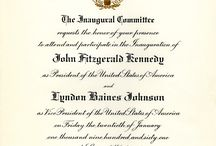 The Inauguration of John F. Kennedy / by JFK Library
