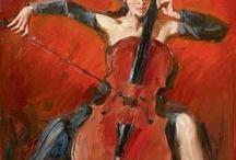 Painting inspirations / by Nadia Mayard