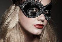 Party Theme: Masquerade Ball / by Katie Gennaro