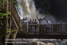 Student Photography: Bushkill Falls / class photos / by Stephen Harris