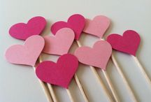Products :: Cupcake Toppers / by Heather Driscoll