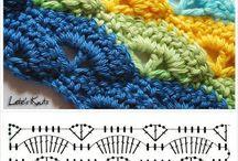 Crochet stitches / by Libby Graham-Metz