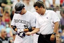 Bizarre Sports Injuries / by SportsGrid