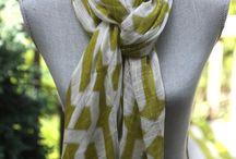 scarves / by Stephannie Bivens Mills
