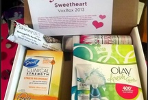 My SweetHeart VoxBox 2013 from Influenster / by Autumn B. with My Kind Of Introduction