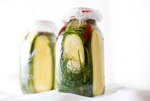 Pickles and Preserves / by Luned Nosterud