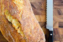 Breads / by Chev G