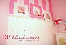 Nursery Ideas / by Lianna Knight