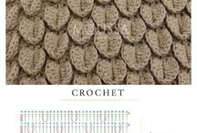 Crochet Stitches / by Laryn Henson