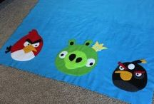 Homemade Blanket Patterns / Browse our favorite free crochet afghan patterns, free quilt patterns, and more. You'll find a variety of patterns including free quilted gift ideas, quilting tutorials for beginners,easy baby quilt patterns, applique quilt patterns, and quilts for kids, Ripple Afghan Patterns, round crochet afghan patterns, vintage crochet patterns and crochet cable afghan patterns. / by AllFreeCrochet