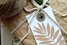 Packaging & Wrapping / by Wendi Schneider Photography