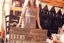Wedding Ideas  / by Stephanie Fox Werning