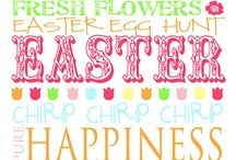 Easter/Spring / by Misti Brown