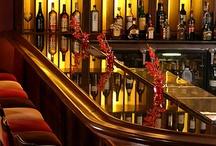 Bars and restaurants / by Nancy Shaffner