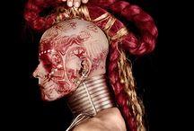the art of myth / by Christine Athena