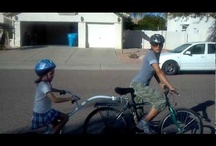 walk+bike to school month! / by Colleen