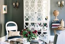 Mirrored Furniture / by French Charmed