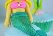 mermaid party / by Michelle Bergeron Montgomery