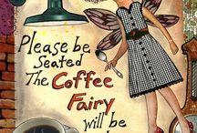coffee starbucksaholic ♨ / by Holli Huling