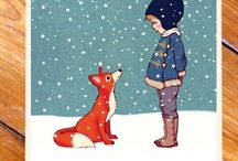 i heart foxes! / by BrandingNest