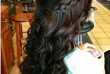Hair for Sarah's wedding / by Brandi Goolsby