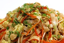 asian eats / by Kim Miller