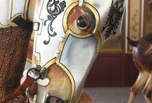 Carousel horses / by Kim Bradburn