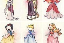 Disney madness / by Dianna Meyer