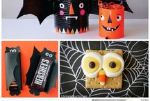 Halloween Crafts and Decor Ideas / by Jocelyn @ Hip Mama's Place