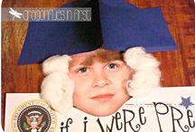 Holidays: President's Day / by Kayla Johnson