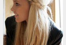 hair / by Lindsey Bauman