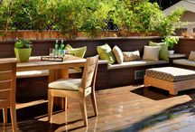 Ideas for our deck / by Beth Streed