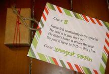 Christmas - Activities and Games / by Rachel Wormhoudt-Butler